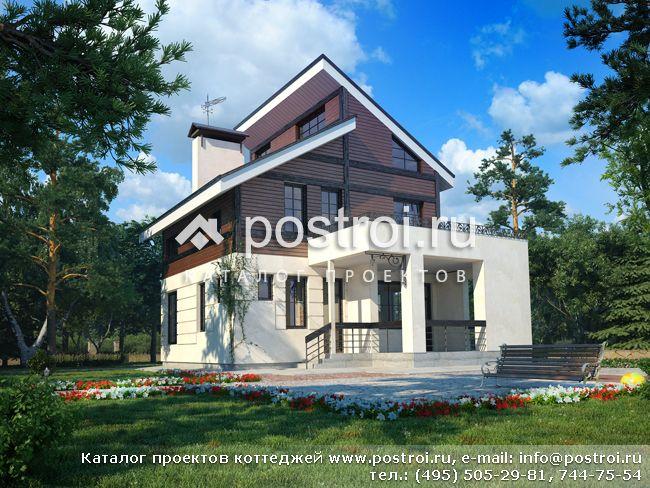 Дома из бревна под ключ в Казани с проектами, фото и ценами